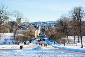 Oslo-Slottsparken